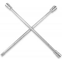 """Ключ баллонный крестовой 24,27,32мм и 3/4"""" TOPTUL AEAL2401"""