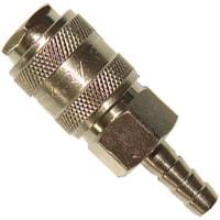 Быстроразъёмное соединение на шланг 6мм AIRKRAFT SE1-2SH