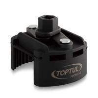 """Съёмник м/фильтра универсальный 80-115 мм 1/2"""" или под ключ 22 мм TOPTUL JDCA0112"""
