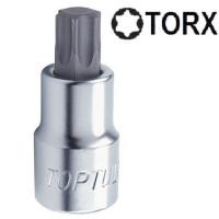 """Головка с насадкой TORX T70 55mm 1/2"""" TOPTUL BCFA1670"""