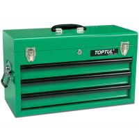 Ящик для инструмента 3 секции 508x232x302мм TOPTUL TBAA0303