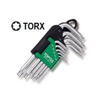 Набор TORX 9ед. T10-T50 TOPTUL GAAL0913